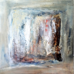 Transitions Blue 205, by Leila Godden, image (c) the artist