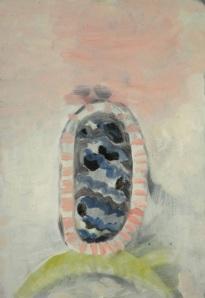 Pink Mirror by K Brigden